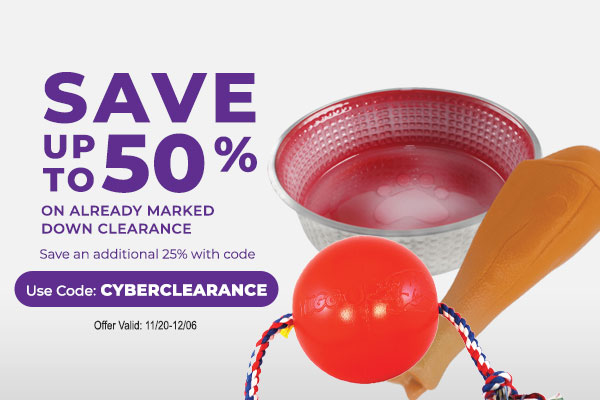 Save an additional 25% on clearance with code - Use Code: CYBERCLEARANCE